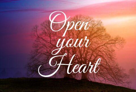 Open Your Heart retreat